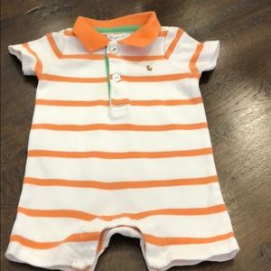 Ralph Lauren baby 3 month one piece outfit